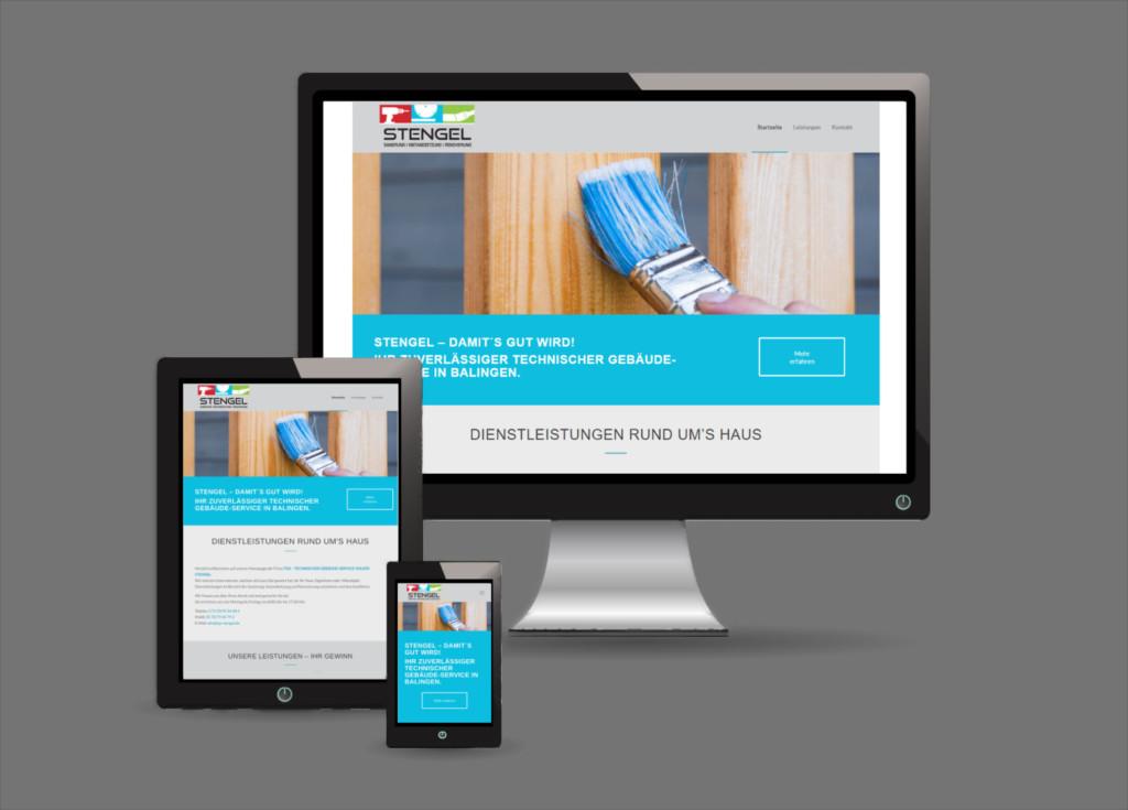 Website www.bk-wellness.de